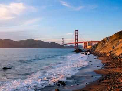 Best San Francisco Beaches Beautiful
