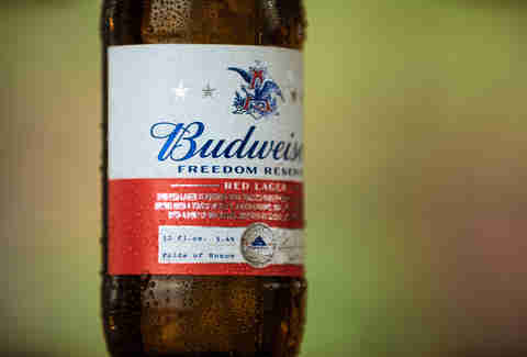 george washington beer budweiser freedom reserve