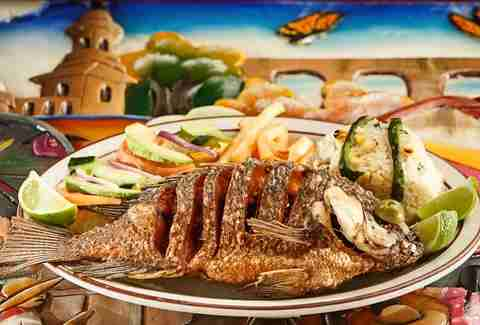 Bonito Michoacan Mexican Restaurant Las Vegas