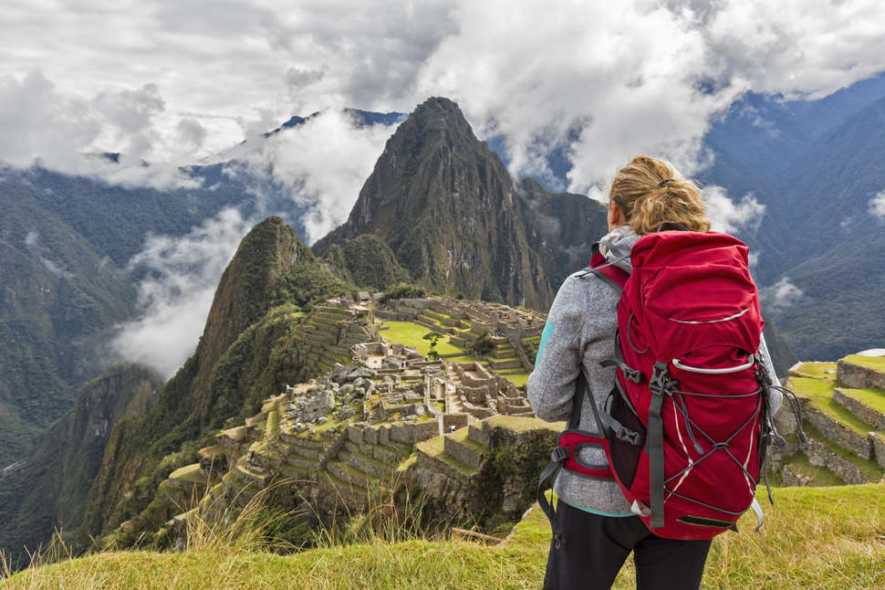 backpacking is adventure with only a backpack to sustain you