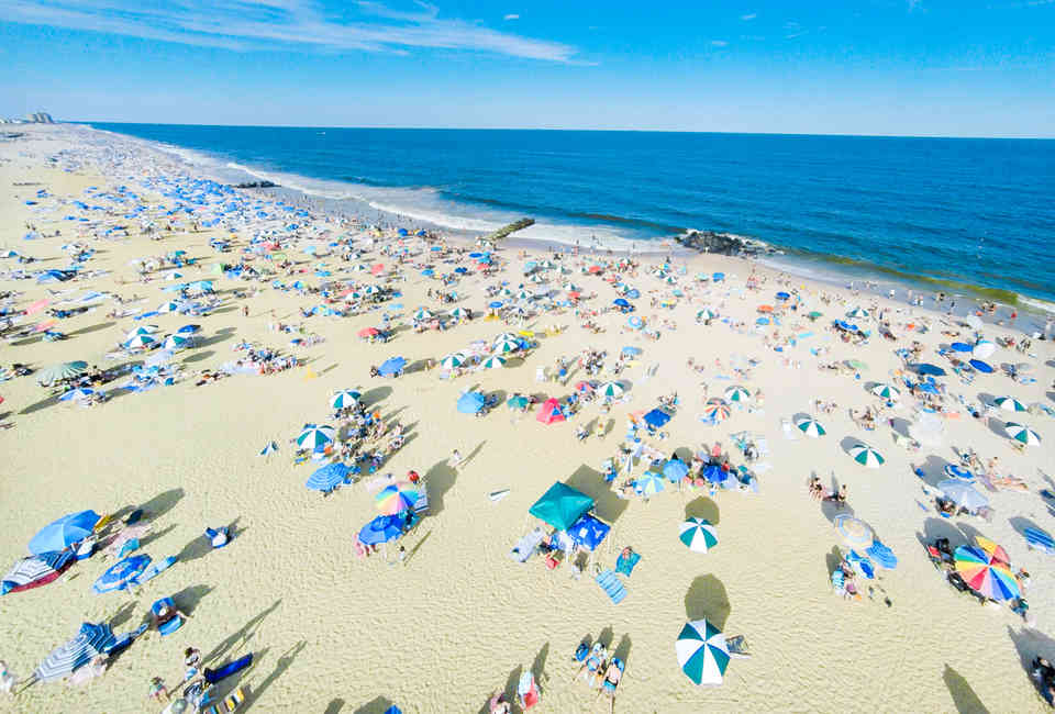 Best Jersey Shore Beach Towns New Jersey Beaches To Visit