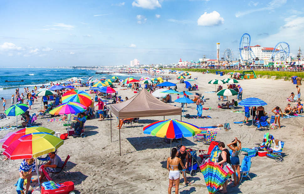 Awesome Ocean City, New Jersey