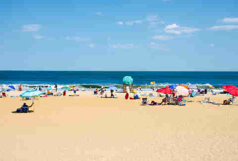 Whats going on down the jersey shore this weekend