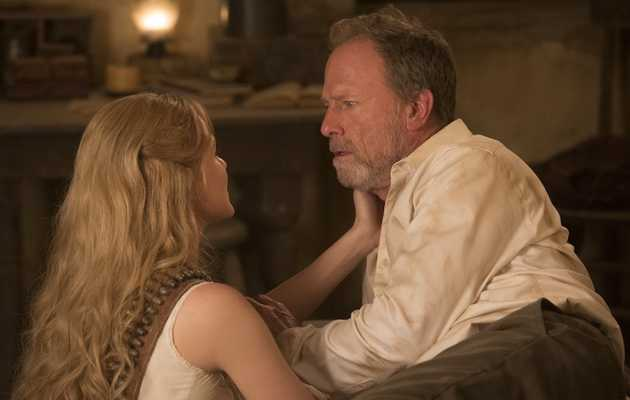 Louis Herthum on Peter Abernathy's Return to 'Westworld' and That Secret Code
