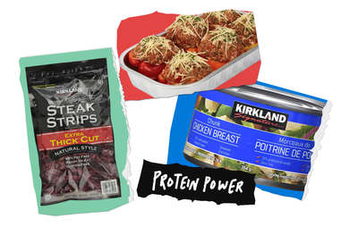 Costco protein