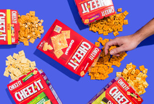 Every Flavor of Cheez-It, Ranked