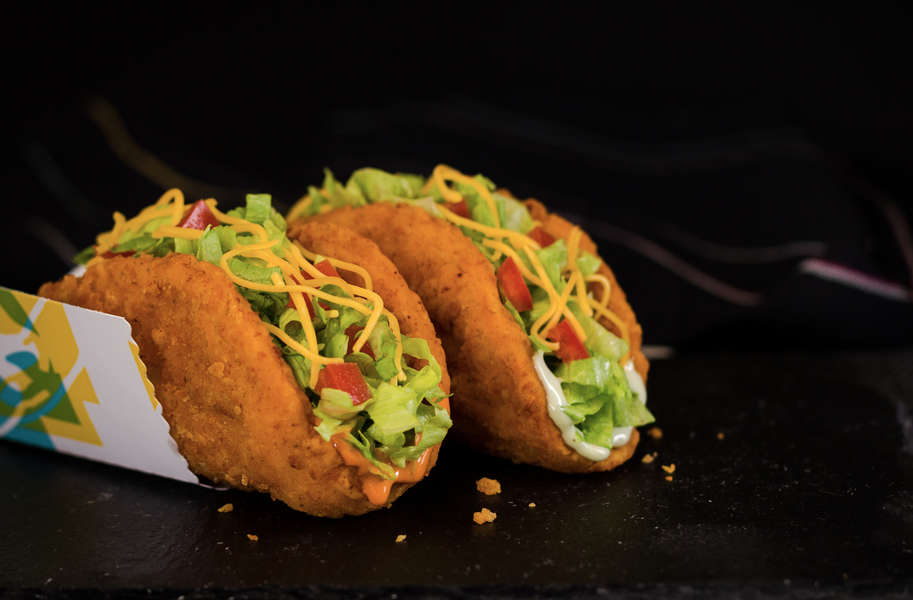 Naked Chicken Chalupa from Taco Bell, Canada | gastrofork