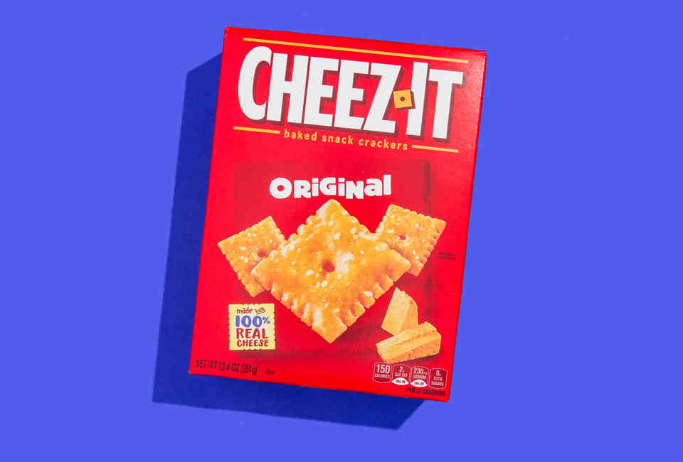 Best Cheez-It Flavors: Every Flavor of Cheez-It, Tested and Ranked