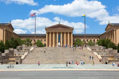philly art museum
