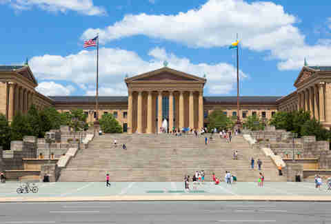 philly art museum
