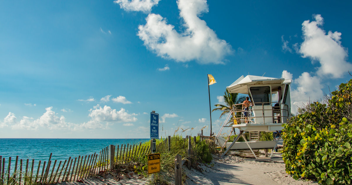 Best Nude Beaches In Florida For Naked And Topless Tanning - Thrillist-7600
