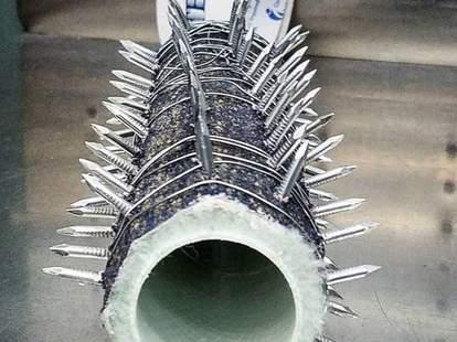 deadly foam roller