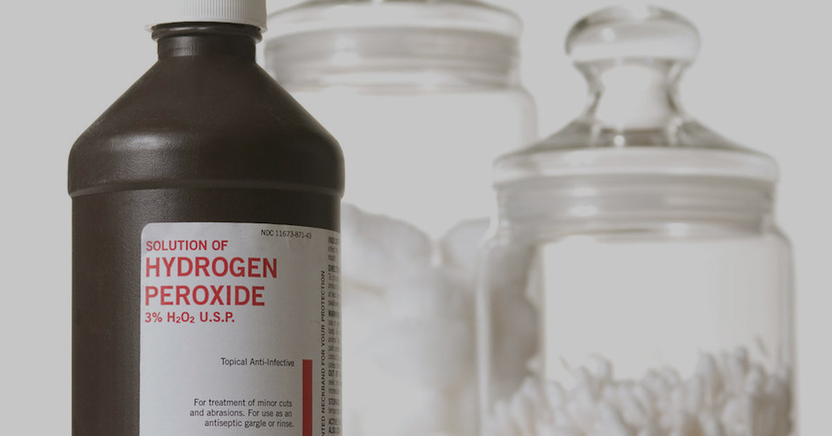 Drinking Hydrogen Peroxide Is Very Dangerous - NowThis