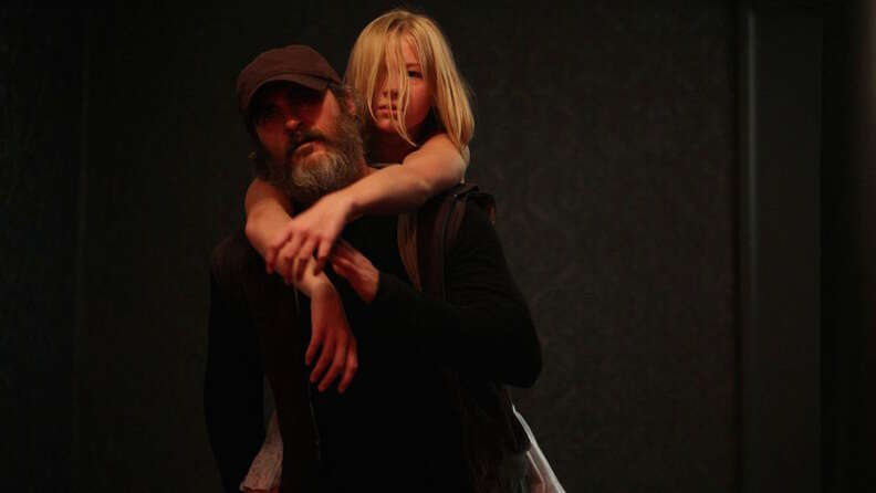 You Were Never Really Here movie 2018