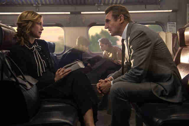 The Commuter movie 2018