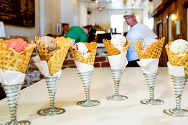 clumpie's ice cream