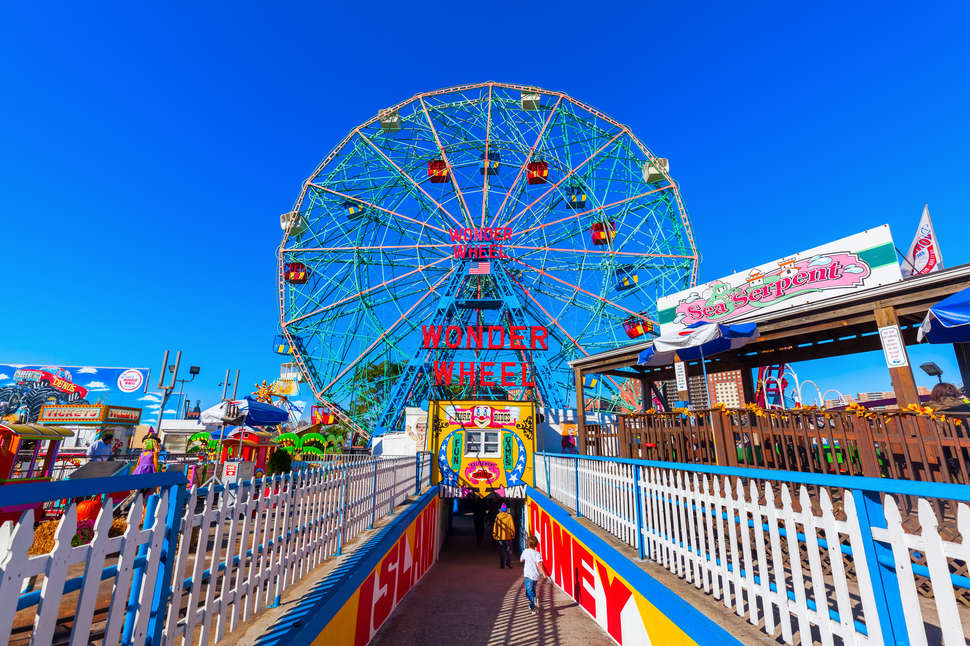 Things to do in coney island: best rides, restaurants & beach.
