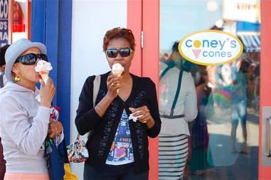 Coney's Cones