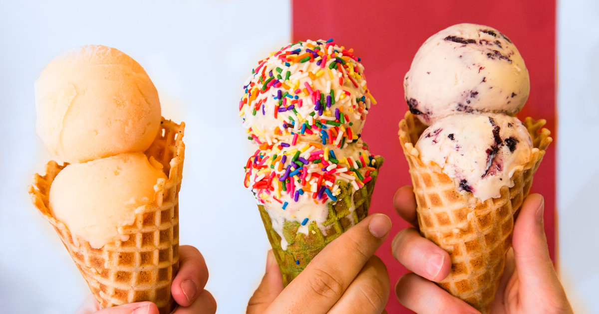 Best Ice Cream Shops in America: Places in the US With Great Ice