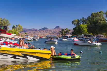 Lake Havasu River