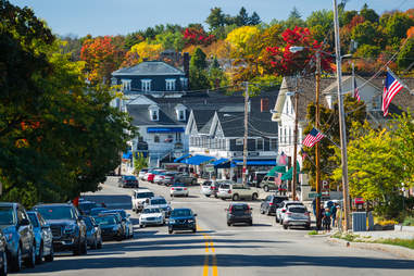 Lake Winnipesaukee Region, Wolfeboro