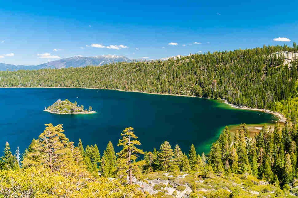 Emerald Bay, Southern Lake Tahoe
