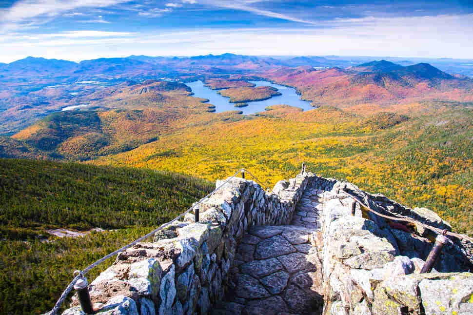 Whiteface Mountain, Lake Placid