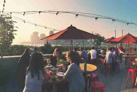 Best Rooftop Bars in Brooklyn: Places to Drink With a View ...