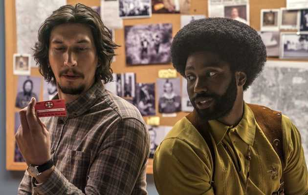 Spike Lee's 'BlackKklansman' Tells an (Almost) Unbelievable True Story