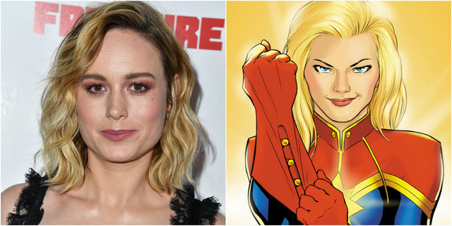 Captain Marvel Movie Trailer Cast Spoilers Everything We Know