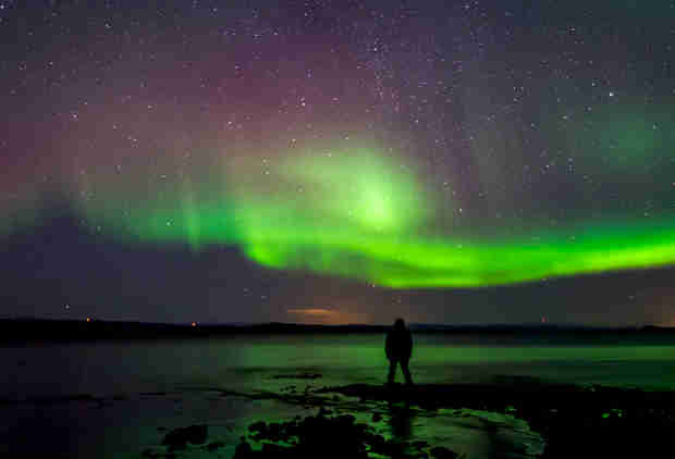 You Might See the Northern Lights Over Parts of the U.S. Tonight