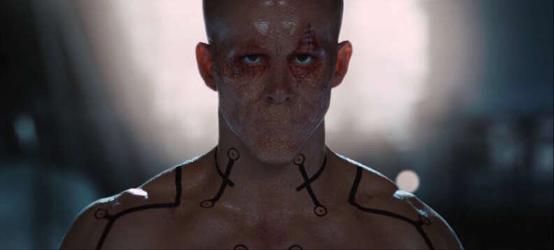 Deadpool X-men origins wolverine