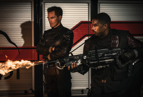 HBO's Wild 'Fahrenheit 451' Is the CliffsNotes Version We've Needed Since High School