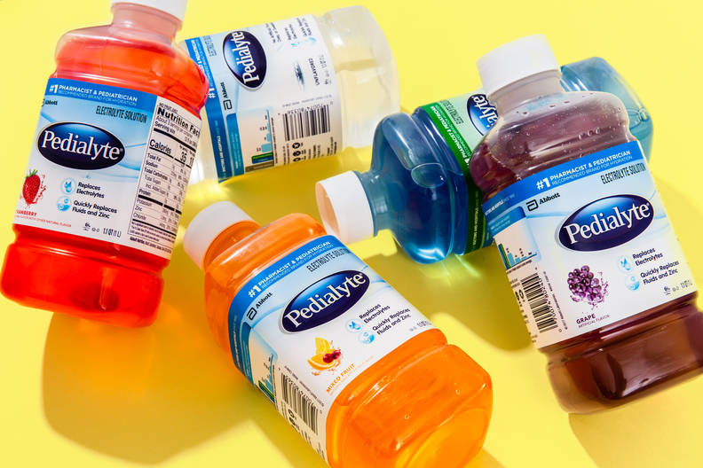 Is Pedialyte The Best Hangover Cure Why Adults Are Drinking Pedialyte Thrillist