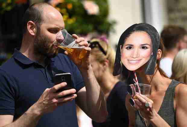 A Drinking Game to Get You Through the Royal Wedding
