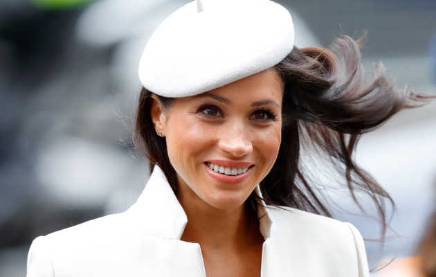 This Is Why Meghan Markle Won't Be Called 'Princess Meghan'
