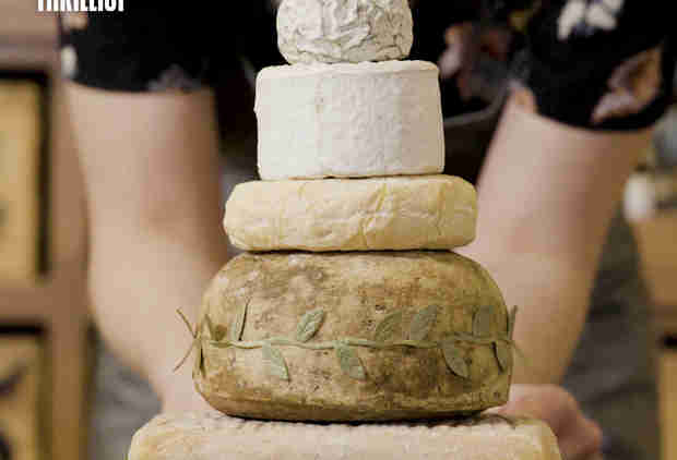 Fromagination is a Cheese Lover's Paradise