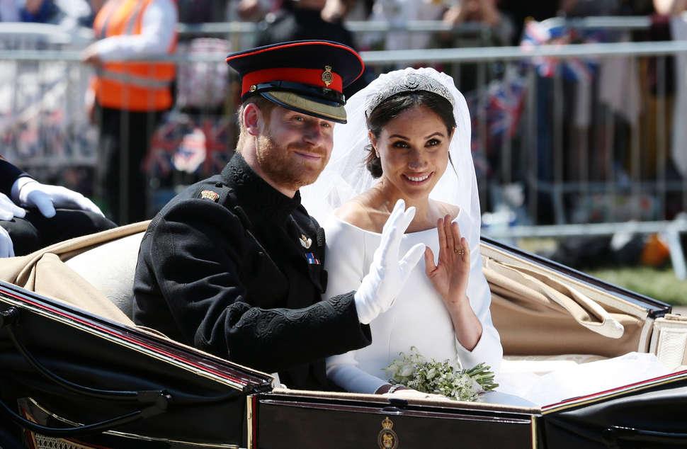 Royal Wedding Photos 2018.Royal Wedding 2018 Prince Harry And Meghan Markle Wedding Moments