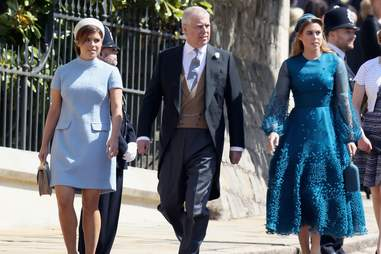 Eugenie, Beatrice, royal wedding