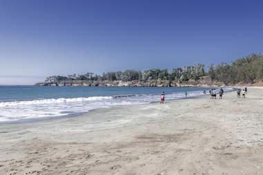 hearst beach