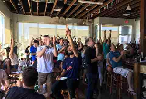 portland hookup bars