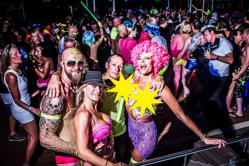 Swing carnival celebrity cruise sex