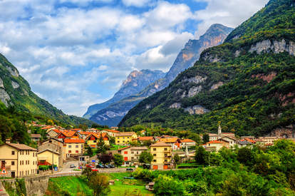 a town in italy