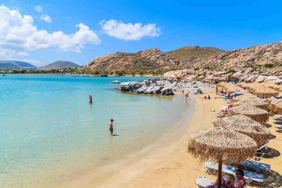 Greek beaches Nude Photos 13