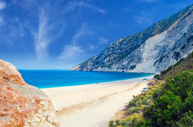 beach greece