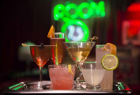 Best Secret Hotel Speakeasy Bars - Thrillist