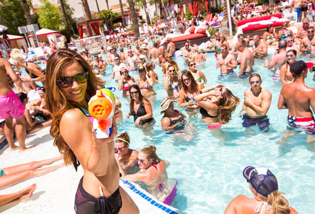The Best Las Vegas Pool Parties of the Season