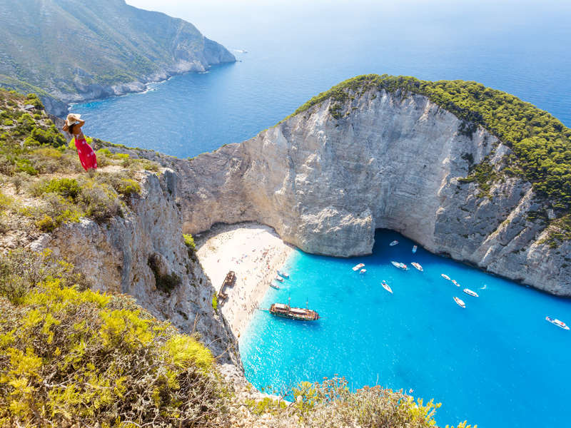The Most Flat-Out Gorgeous Beaches in Greece