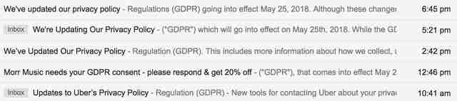 what is GDPR for dummies