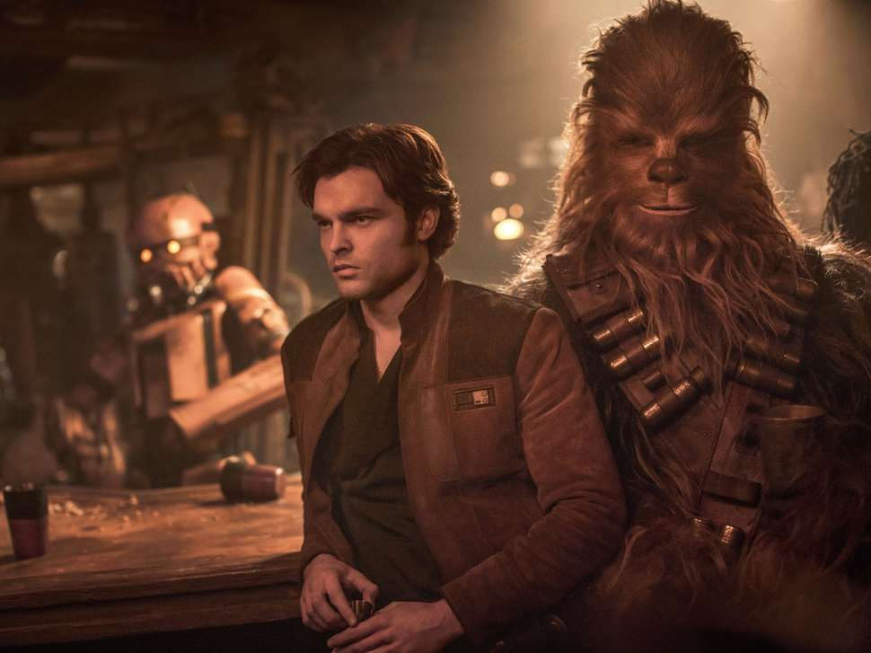 solo chewbacca actor interview